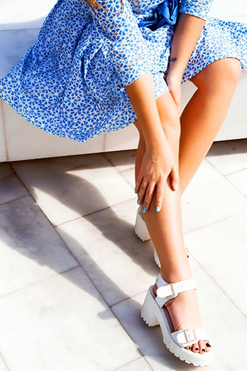 Sclerotherapy - Spider Veins Treatment Sydney - Dr Saras & Co